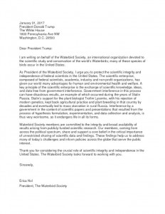 thumbnail of Letter to President Trump WbS
